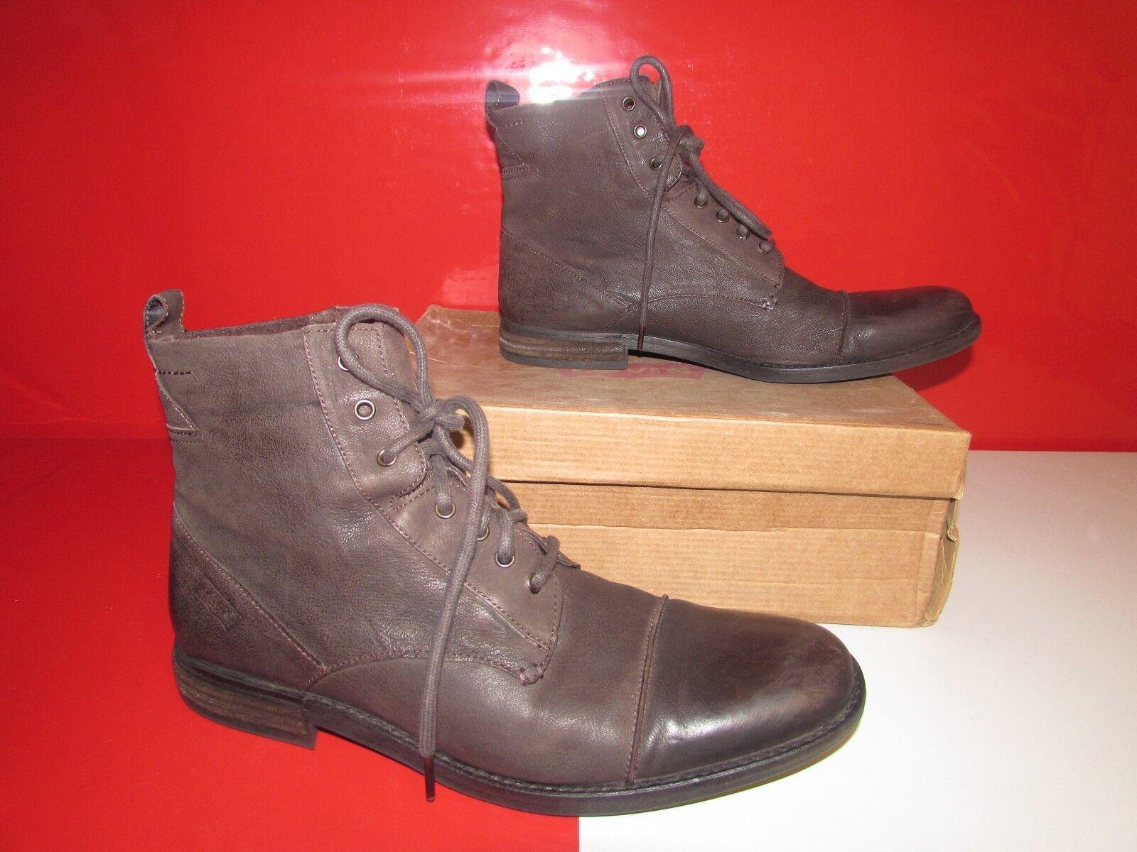 Levi's 220905-872, Herren Stiefel, EU Braun (Dark Braun 29), EU Stiefel, 46 9ab57d