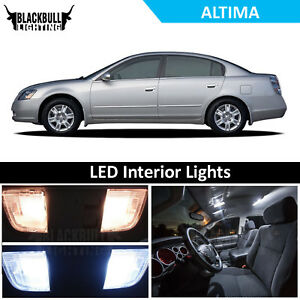 White led interior light reverse replacement kit for - 2006 nissan altima interior lights ...