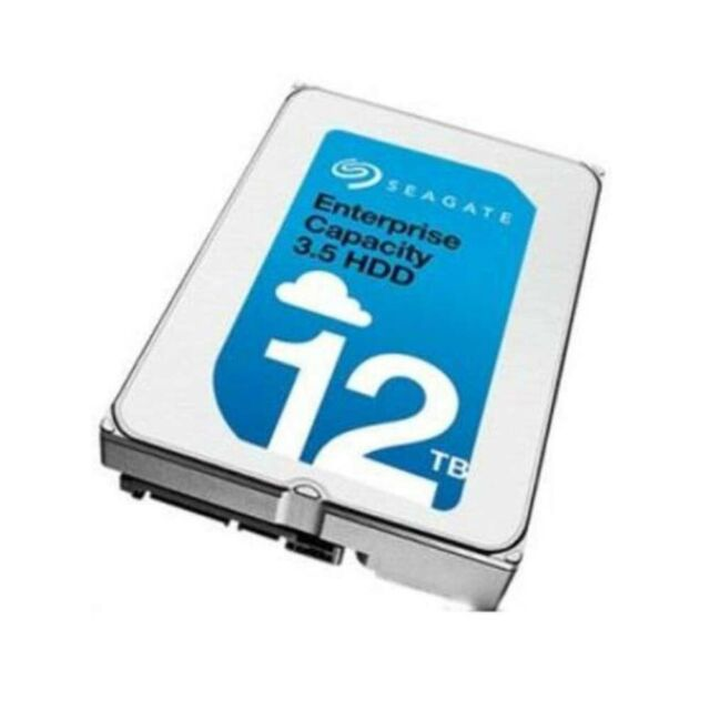 Seagate Exos X12 12TB Enterprise 3.5 Internal Hard Drive