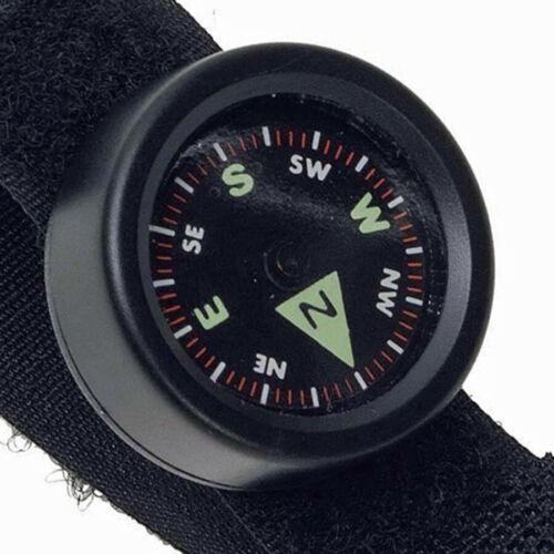 Haller pequeño mano articular brújula con klettverschuß mini brújula armkompass