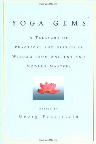 Yoga Gems: A Treasury of Practical and Spiritual W 1