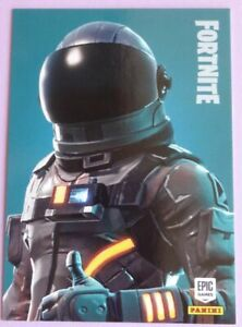 Trading Cards FORTNITE Serie 1: DARK VOYAGER # 260, Legendary Outfit