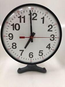Simplex 7745/2310/6310 Synchronous School Clock 110 volt 13 inch- Slave