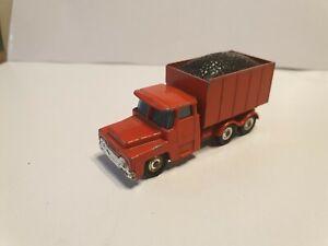 Raro Husky no 10A-3 tipo Warrier camión de carbón