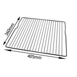HOTPOINT - ARISTON Genuine Oven Cooker Grill Grid Shelf (405mm x ...
