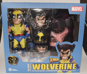 Wolverine-Special-Edition-Egg-Attack-Action-Figure-Beast-Kingdom-EAA-066SP-NEW