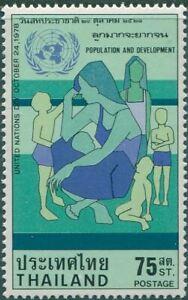 Thailand-1978-SG975-75s-UN-Day-MNH