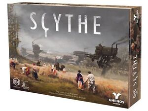 Scythe, Jeu De Table, Neuf By Ghenos, Édition Italienne