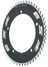"""FSA PRO TRACK 49T X 144MM BLACK BICYCLE CHAINRING FOR 1/2"""" X 1/8"""" CHAINS"""