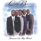 Heaven on My Mind by Luther Barnes (CD, Oct-1996, Airborne Records)