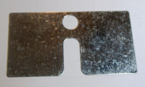 WOODSTER LV 80  Blechplatte Ausgleichplatten Platten oben V o H