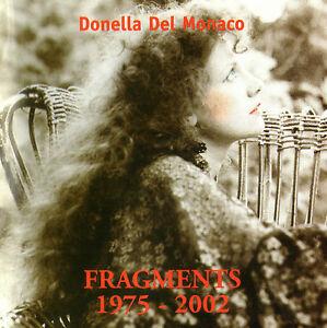 DONELLA DEL MONACO   ( opus avantra  ) CD   AUTOGRAFATO !!    italian prog psych