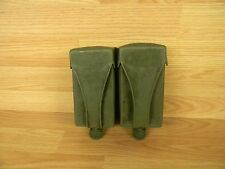 GERMAN MILITARY H&K G3 CETME .308 MAG/CLIP AMMO BELT POUCH VINYL USED