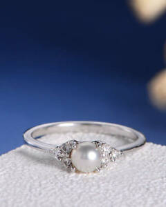 Generous 925 Silver White Sapphire Wedding Engagement Gift Jewelry Ring Sz6-10