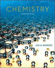 Chemistry by Julia Burdge (2013, Paperback, 3rd Edition)