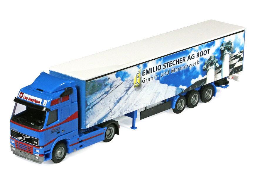 1 1 1 87 AWM - Leu Dierikon LU   Emilio Stecher (CH) - Volvo FH12 GL - Gardinen-SZ fa7daa