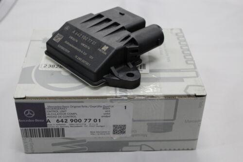 Genuine Mercedes-Benz OM642 V6 Glow Plug Control Unit Relay A642900770187