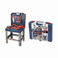 Toy Tool Set Workbench Kids Workshop Toolbench Free Shipping