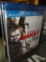 Curse Of Chucky (blu-ray/dvd) 2-disc Set Unrated/rated Version, Brand