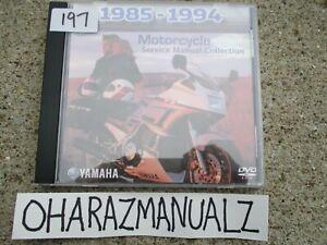 1985-1994-Yamaha-Motorcycle-Service-Manual-OEM-on-DVD