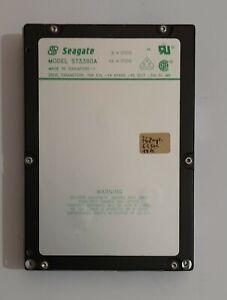 Seagate ST3390A IDE Festplatte (341MB, 1993)