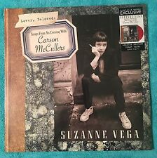 SUZANNE VEGA LOVER, BELOVED: LP LIMITED EDITION COLOR VINYL 1,000 COPIES