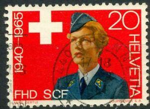Svizzera-1965-SG-716-Usato-60