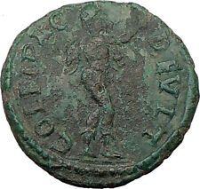 GORDIAN III 238AD Deultum in Thrace Ancient Roman Coin MARSYAS Satyr  i22430