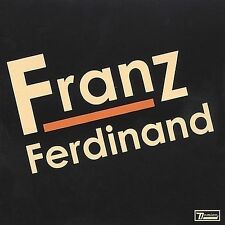 Franz Ferdinand - Self Titled CD ( 2004, Take Me Out, Darts of Pleasure )