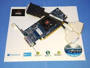 Genuine Dell Studio XPS 8100 9100 D540 HD Dual Display VGA Video Card