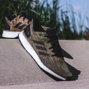 db63ee0fa9ae Image is loading Adidas-PureBoost-DPR-LTD-CG2993-Multi-Color-Men-