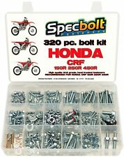320pc Bolt Kit Honda CRF150R CRF250R CRF450R Plastics body engine brake rotors