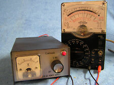 Calrad Transistorized Variable DC 3 to 13 Volt Power Supply tested Fast Ship