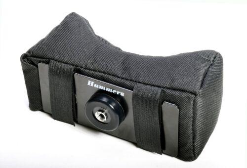 Sac Hammers Bean V Mount Gun reste avec 1//4 3//8 appareil photo filetage pour shooting Tripod
