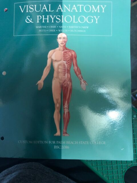 Visual Anatomy & Physiology BSC 2086 PBSC Palm Beach State With Code 46a
