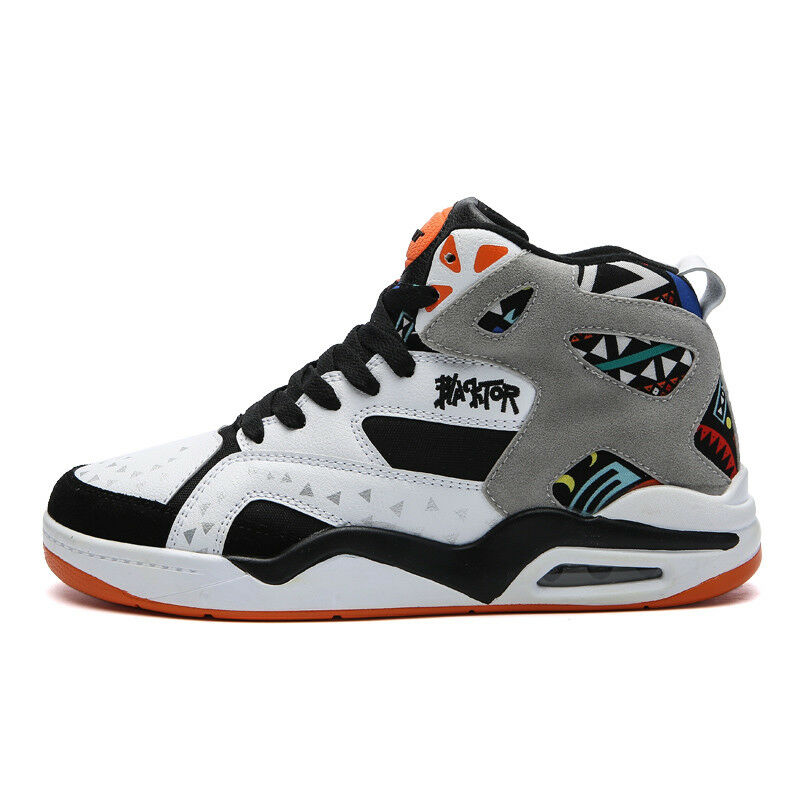 Men's Sneakers Basketball Air Cushion Performance Train Athletic shoes  Big Size