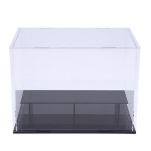 24x15x18cm Model Display Box 2-layer Show Case for Anime Action Figures Toys
