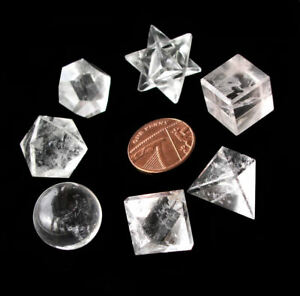 7-Rock-Quartz-Platonic-Solids-Keepers-Pouch-Sacred-Geometry-Crystal-Healing