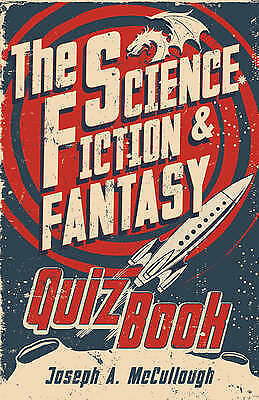 1 of 1 - The Science Fiction & Fantasy Quiz Book (Open Book Adventures), McCullough, Jose