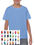 Gildan-Youth-Kid-039-s-Child-Adult-Cotton-T-shirt-Plain-Blank-G5000-New-Wholesale thumbnail 1