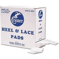 Cramer Heel & Lace Pads Box Of 2000 on sale