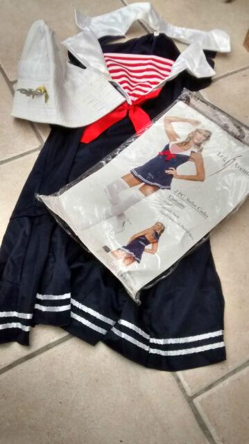 Leg Avenue 2 pc Sailor Cadet Costume
