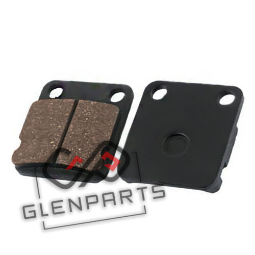 Rear Brake Pads for SUZUKI Eiger 400 4x4 2002–2007 400 4x4 Automatic 2002–2007
