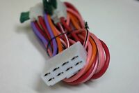 Viper Python Clifford Valet Avital Remote Start 8 Pin Power Wire Harness Plug 02