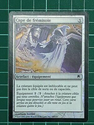 Cape de frémisoie Sombracier n°160 NM MTG Magic Français