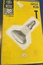 30 Watt E14 General Elextric Spot R39