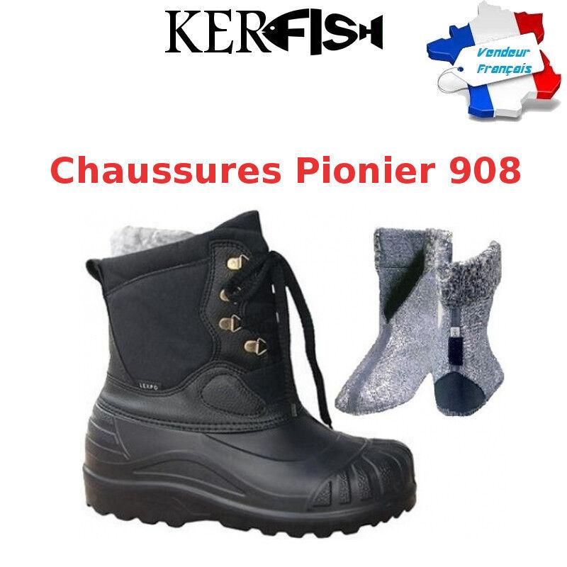 Pionier 908 Scarpe: leggero,   , impermeabile, GUERRA