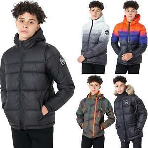 Hype-ninos-chaquetas-y-abrigos-estilos-surtidos