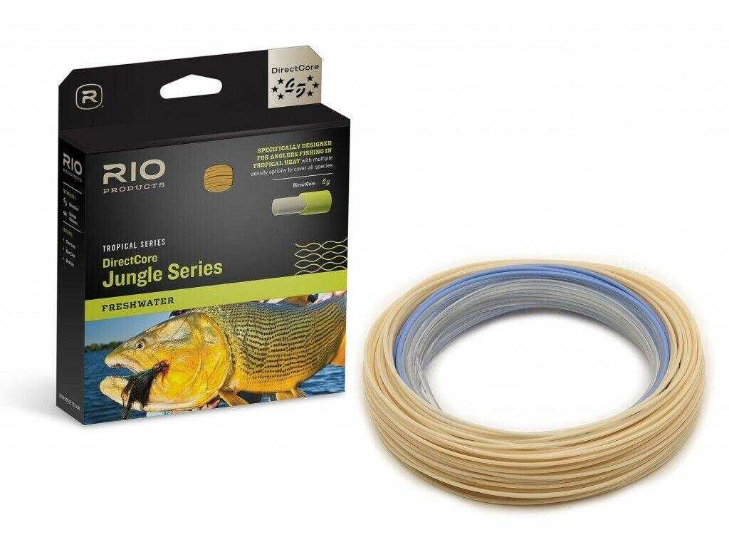 RIO DirectCore Jungle Series FloatIntermediate Fly Line weight WF10