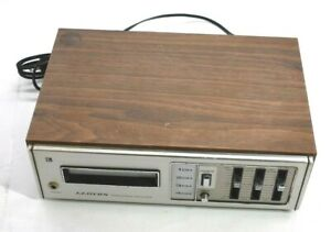 Lloyds-Stereo-8-Track-Tape-Player-4-Channel-Tape-Deck-Not-Working-FPO-As-IS